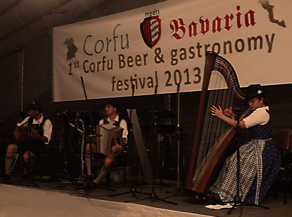 Corfu Beer festival 2013
