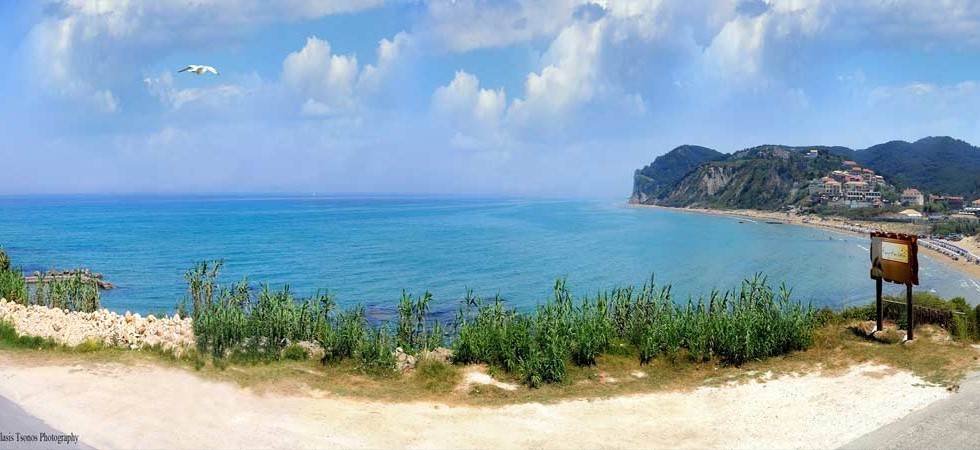 The best view in Agios Stefanos