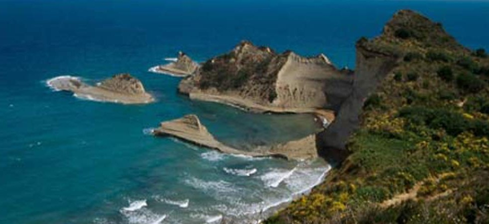 Cape Drastis in Peroulades is just 3km away from San Stefanos.